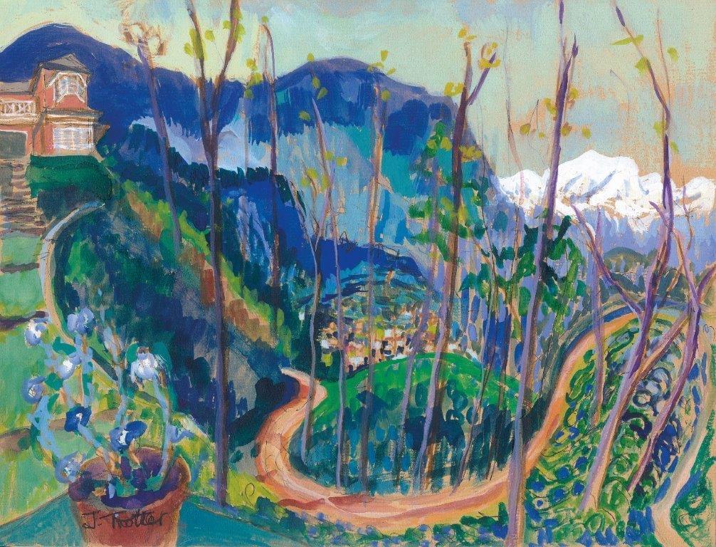 3: Glenburn Tea Estate, Darjeeling